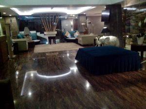 Lobby Amaroosa Suite Bali