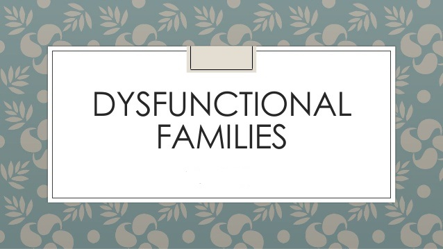 7 Recommended Movies of a Dysfunctional Family