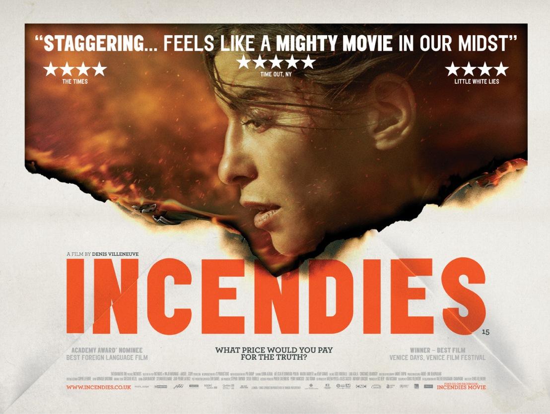 #RecommendedMovie: Incendies (2010)