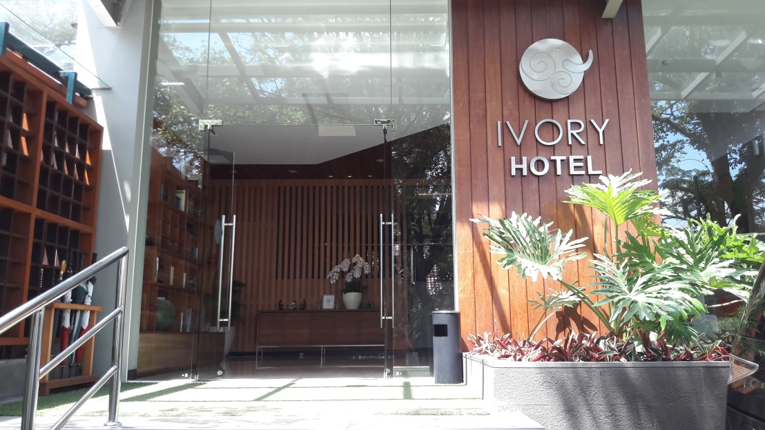 Menikmati Bantal Bulu Angsa di Ivory by Ayola Hotel,Bandung