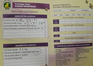 Biaya Melahirkan Di Rs Hermina Jatinegara Tahun 2017 Syarifah Dhira S